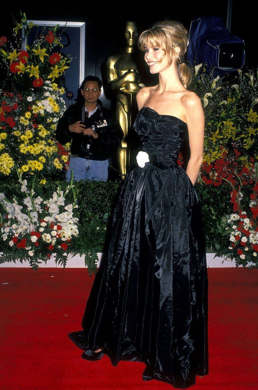 Claudia Schiffer en 1992