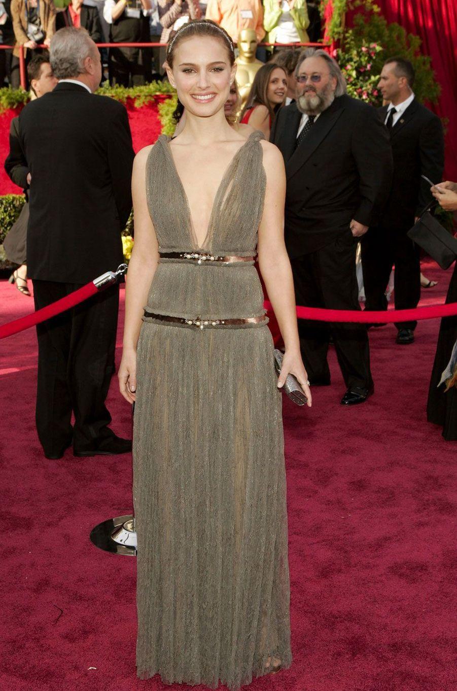 Natalie Portman en Lanvin en 2005