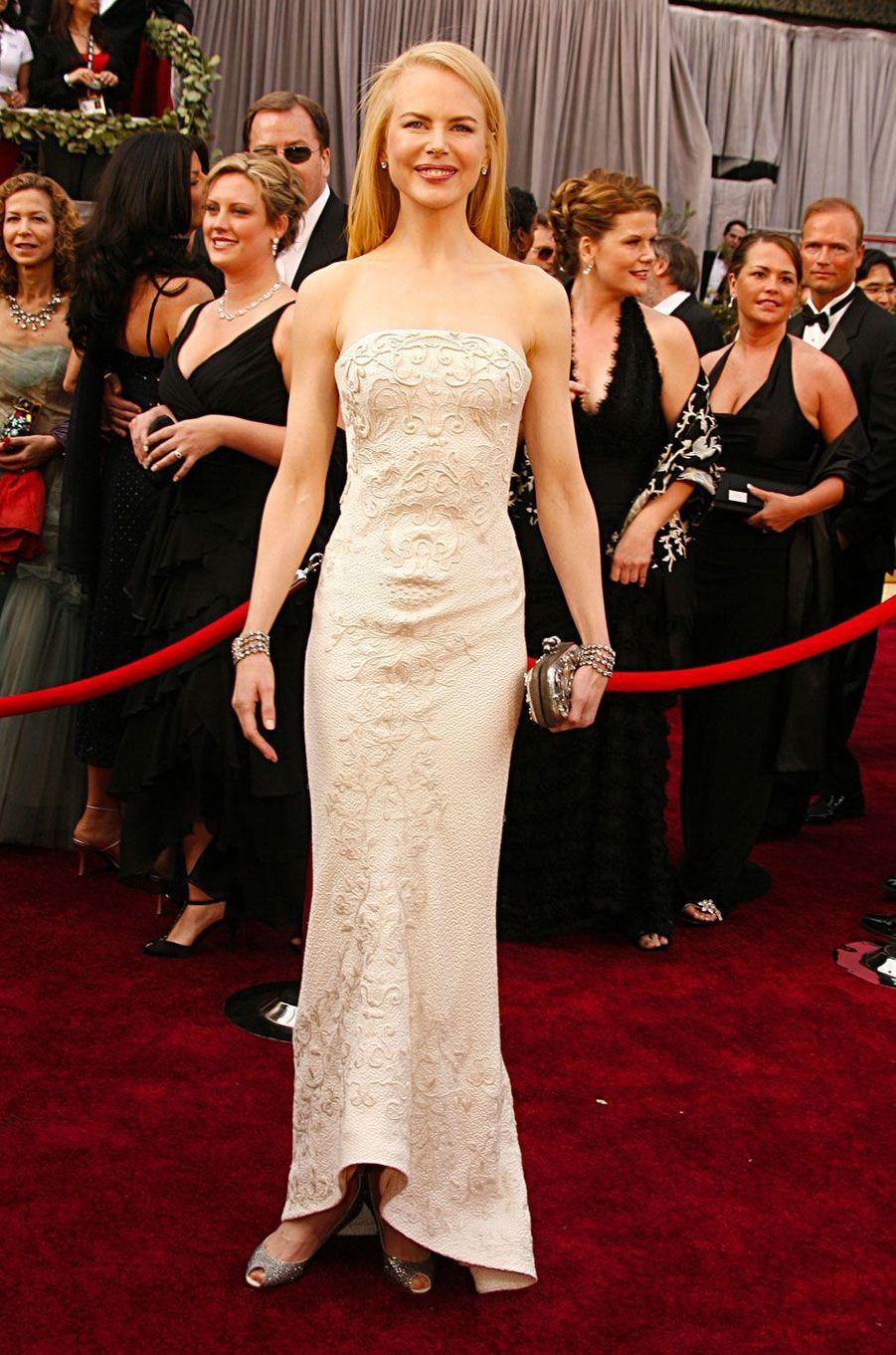 Nicole Kidman en Balenciaga en 2006