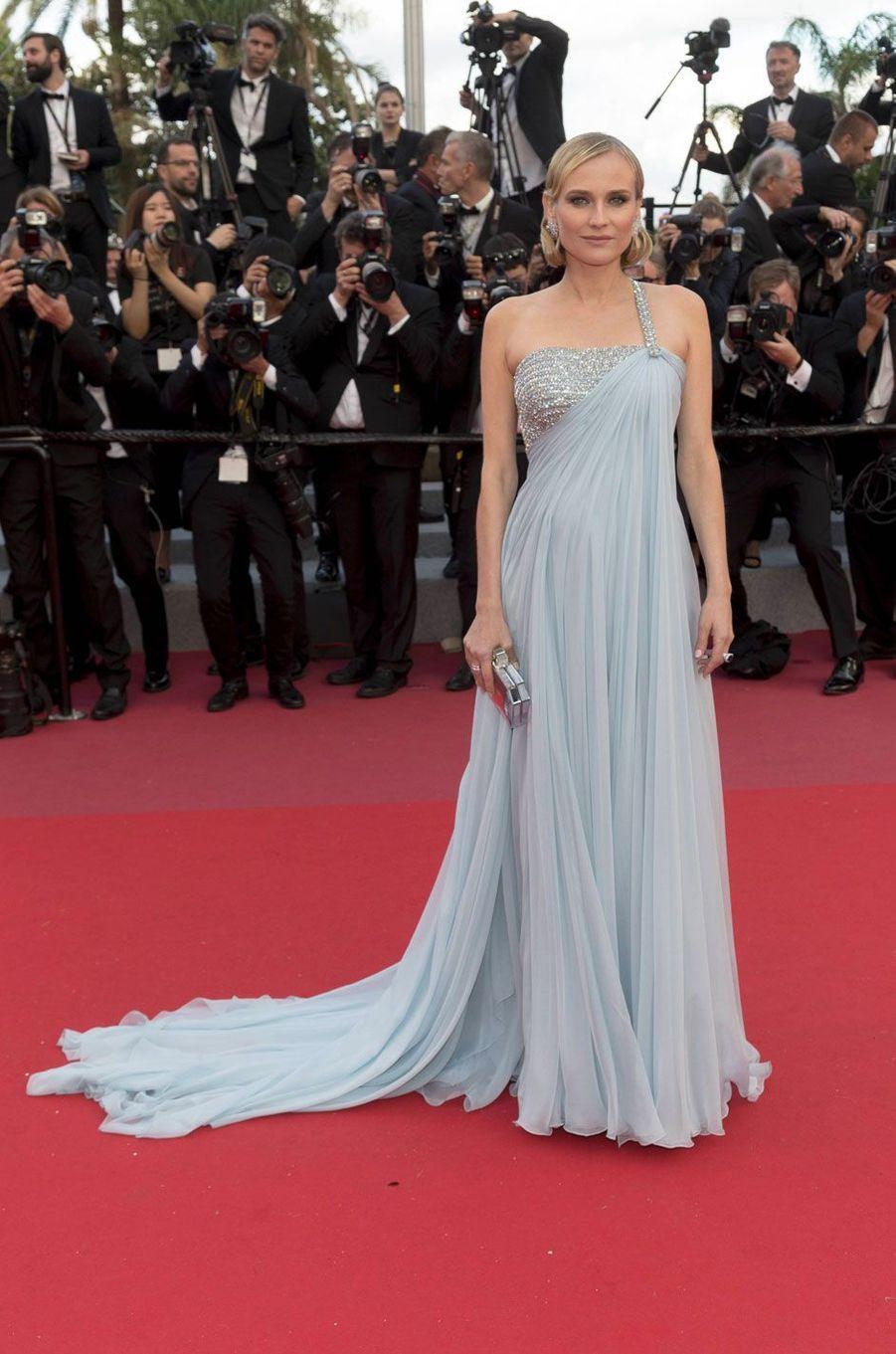 Diane Kruger au Festival de Cannes