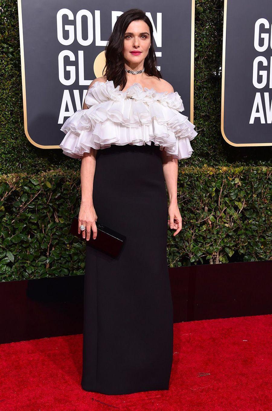 Rachel Weisz en tenue Celine