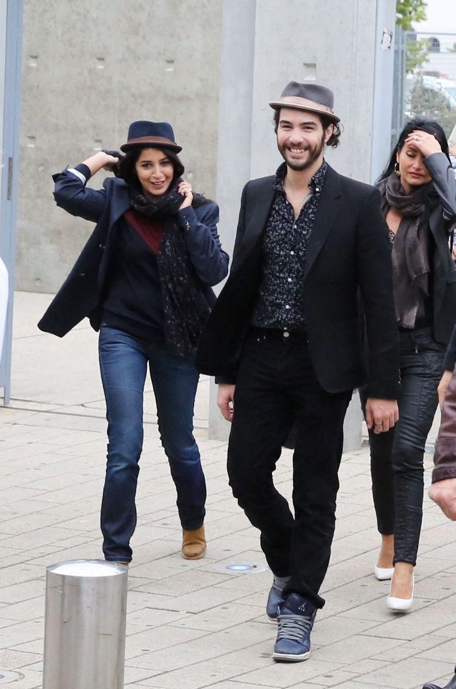 Leïla Bekhti et Tahar Rahim se sont rencontrés en 2008 sur le tournage du film «Un Prophète» et sont tombés amoureux. Ils se sont mariés deux ans plus tard. En 2011, l'actrice recevait le César du meilleur espoir féminin et déclarait sa flamme à son époux.«Je vais finir par remercier mon prince charmant. Avant toi, il n'y avait rien mon cœur. Je t'aime», avait-elle tendrement déclaré. De leur amour est né en 2017 un petit Souleymane.
