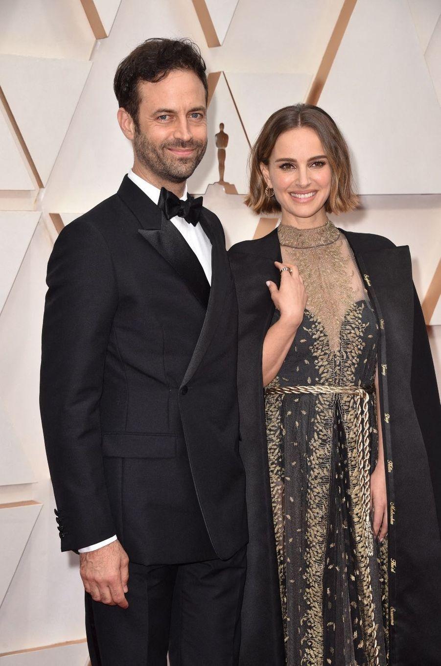 Si le film«Black Swan» a apporté à Natalie Portman un succès fou et a lancé sa carrière, il lui a aussi apporté l'amour en 2009. C'est avec son chorégraphe Benjamin Millepied que l'actrice s'est unie pour lavie en 2012 et le couple a eu une petite fille en 2017, Amelia.