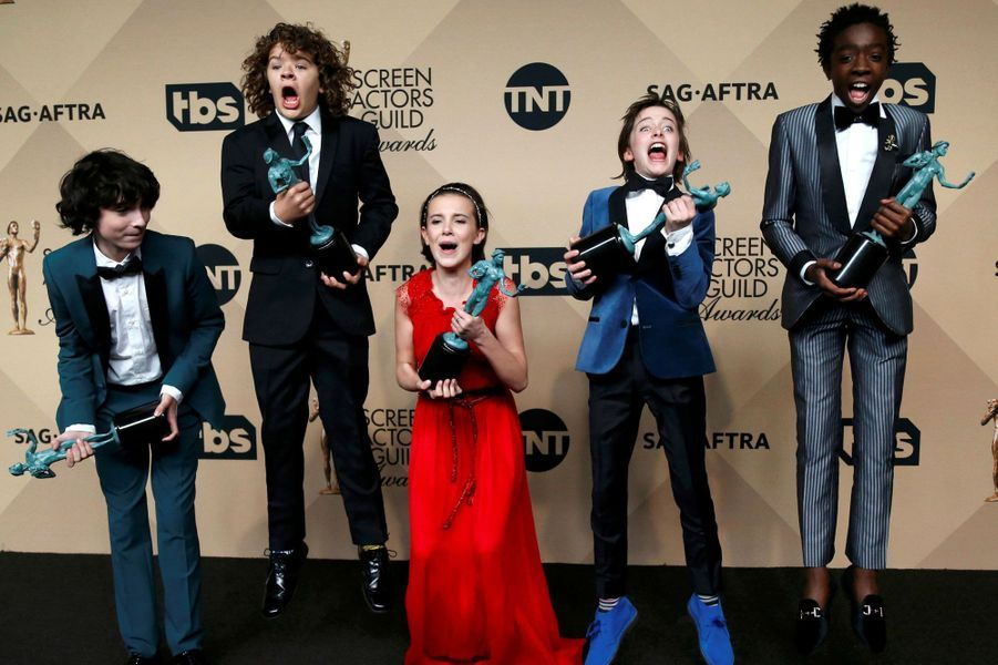 "Casting ""Stranger things"""