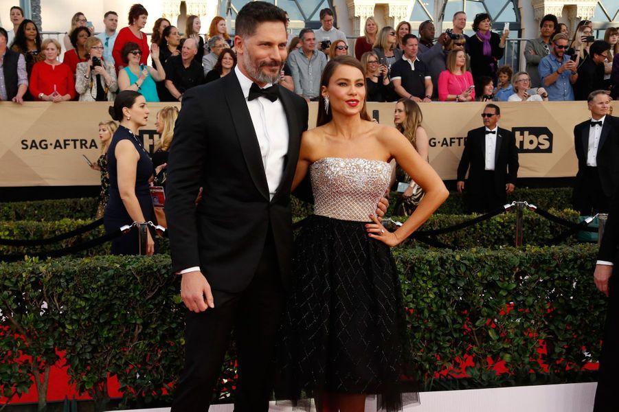 Sofia Vergara et son mari Joe Manganiello