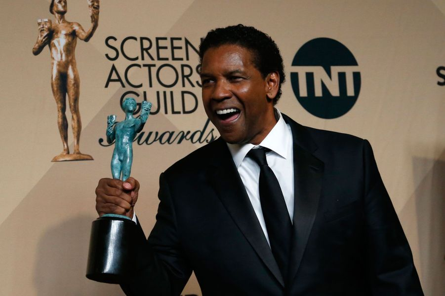 Denzel Washington.