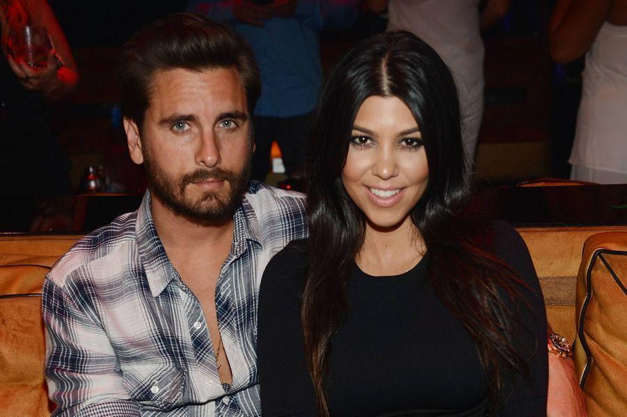 Kourtney Kardashian (ici avec Scott Disick en 2015) : après dix ans de relation, l'aînée des Kardashian avait rompu avec le père de ses enfants en 2015. Entre tromperies, humiliations répétées et problèmes d'addiction, celui-ci lui en a fait voir de toutes les couleurs.