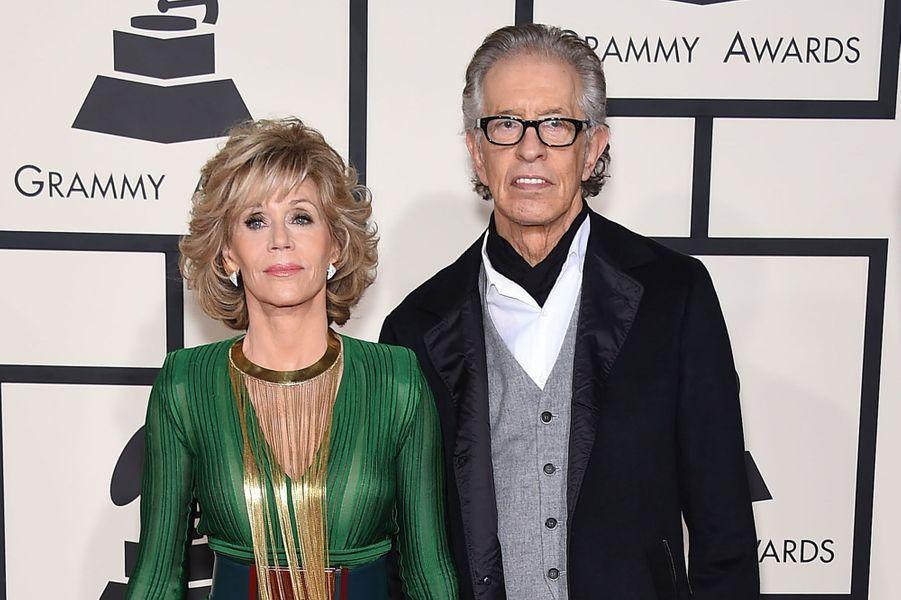 Jane Fonda et Richard Perry se sont quittés en janvier 2017 après 8 ans de vie commune.