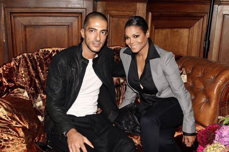 Janet Jackson et Wissam Al Mana se sont séparés en avril 2017, après 6 ans de relation, dont 5 de mariage.