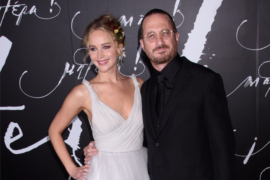 Jennifer Lawrence et Darren Aronofsky se sont séparés en novembre 2017 après un an de relation.
