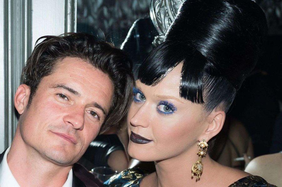 Orlando Bloom et Katy Perry ont rompu en février 2017 après un an de relation.