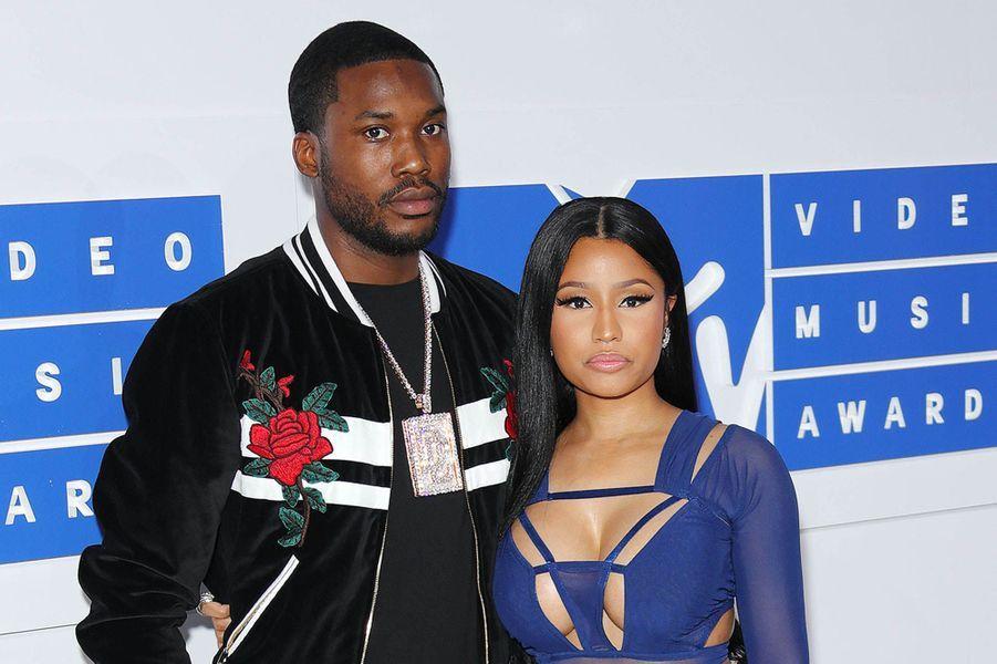 Nicki Minaj et Meek Mill ont rompu en janvier 2017 après un an et demi de relation.