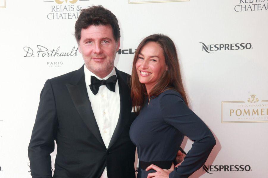 Vanessa Demouy et Philippe Lellouche officialise leur séparation en septembre 2017, après 16 ans de vie commune dont 7 de mariage.