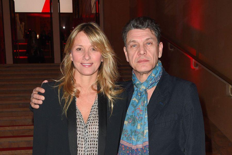 Marc et Sarah Lavoine