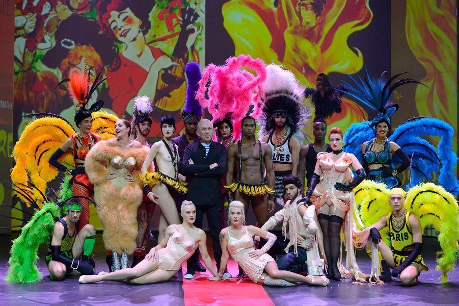 Le «Fashion Freak Show» de Jean Paul Gaultier