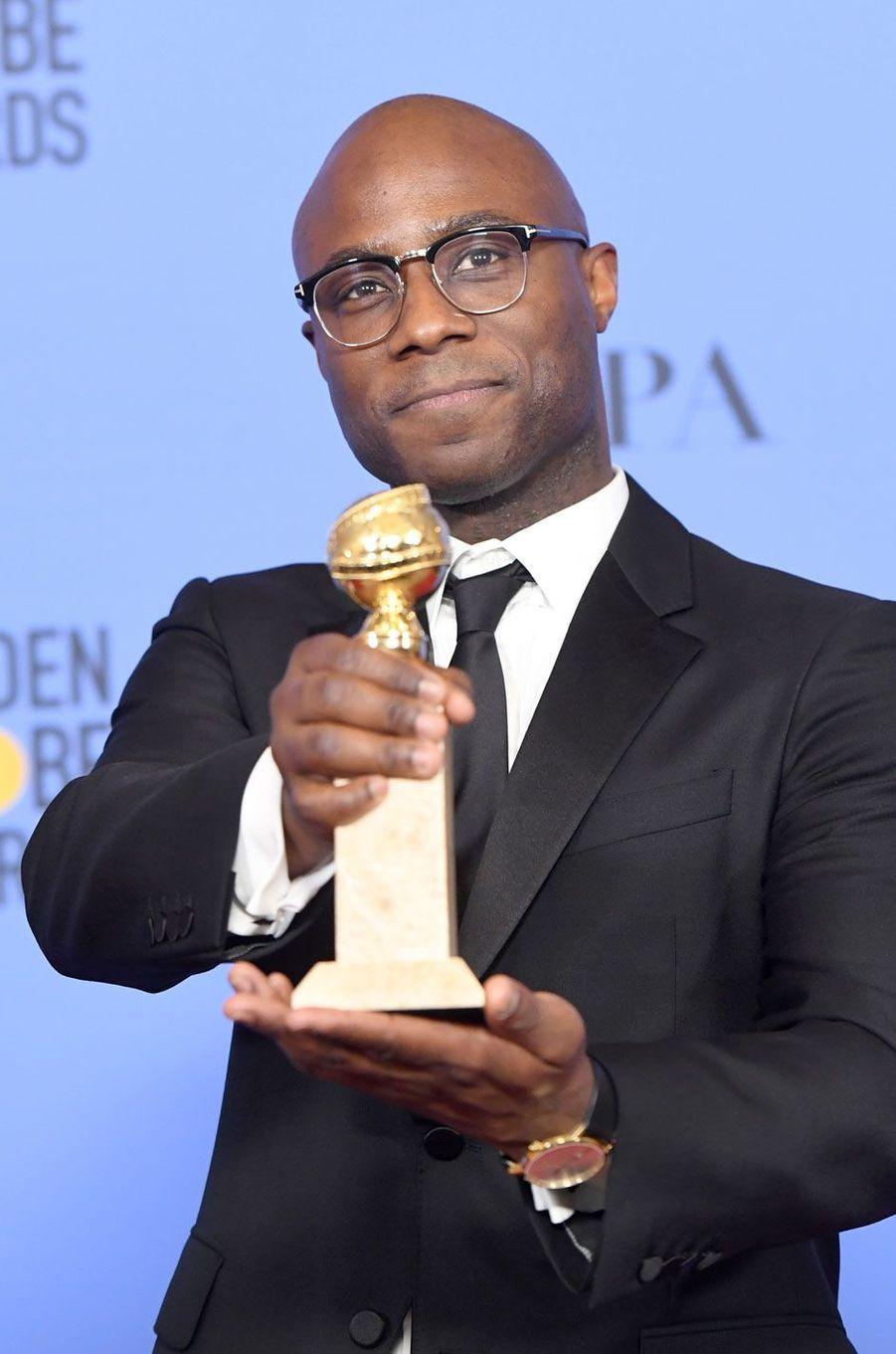 Barry Jenkins, gagnant du Prix du meilleur film d'animation
