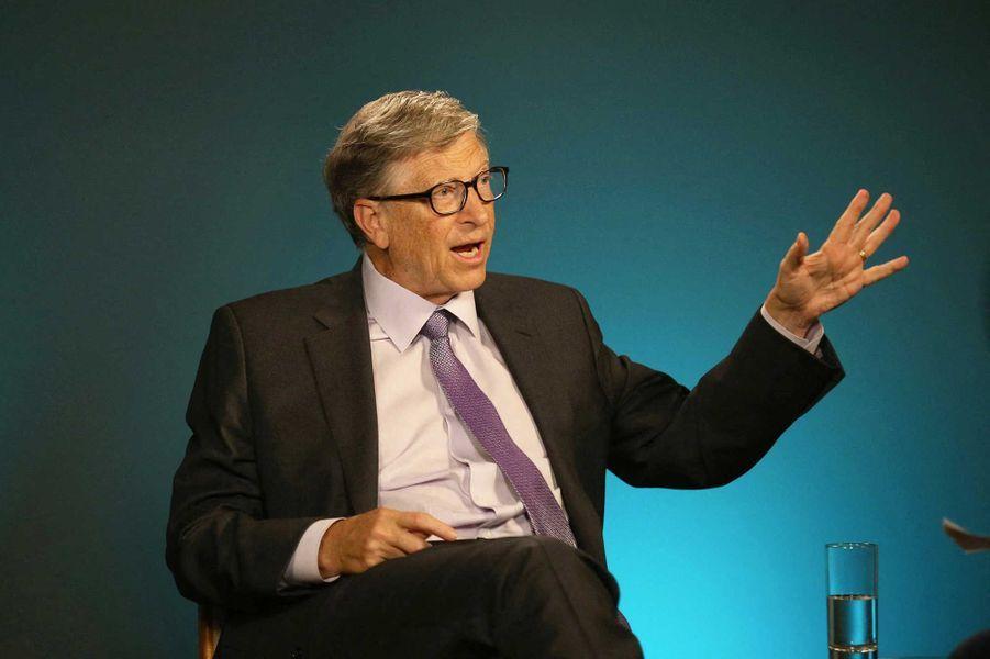 LaBill and Melinda Gates Foundation a promis plus de 105 millions de dollars pour la recherche contre le coronavirus.