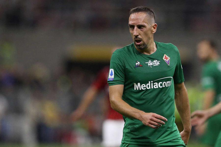 Franck Ribéry afait un don de 50 000 euros aux hôpitaux italiens.