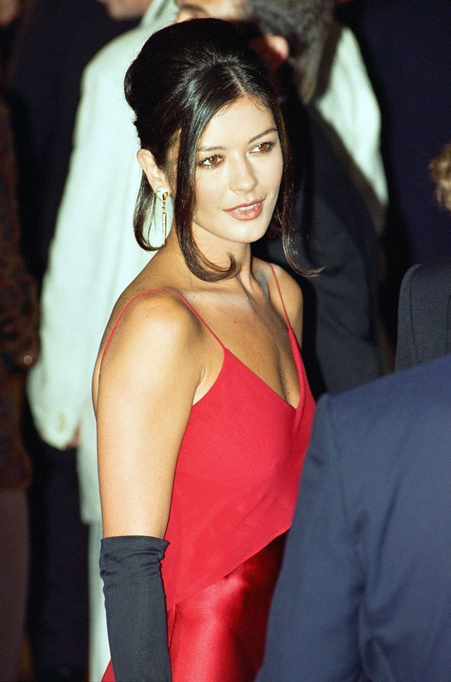 Catherine Zeta-Jones en 1995