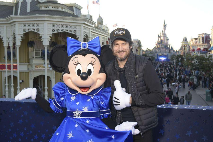 Guillaume Canetà Disneyland Paris.
