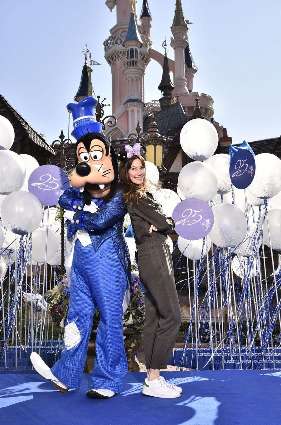Mareva Galanterà Disneyland Paris.