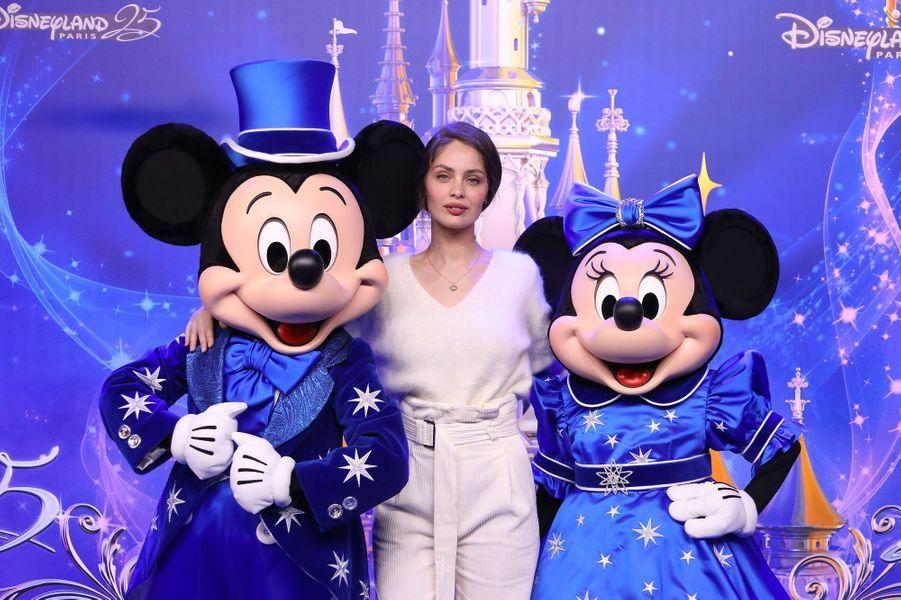 Marie-Ange Castaà Disneyland Paris.