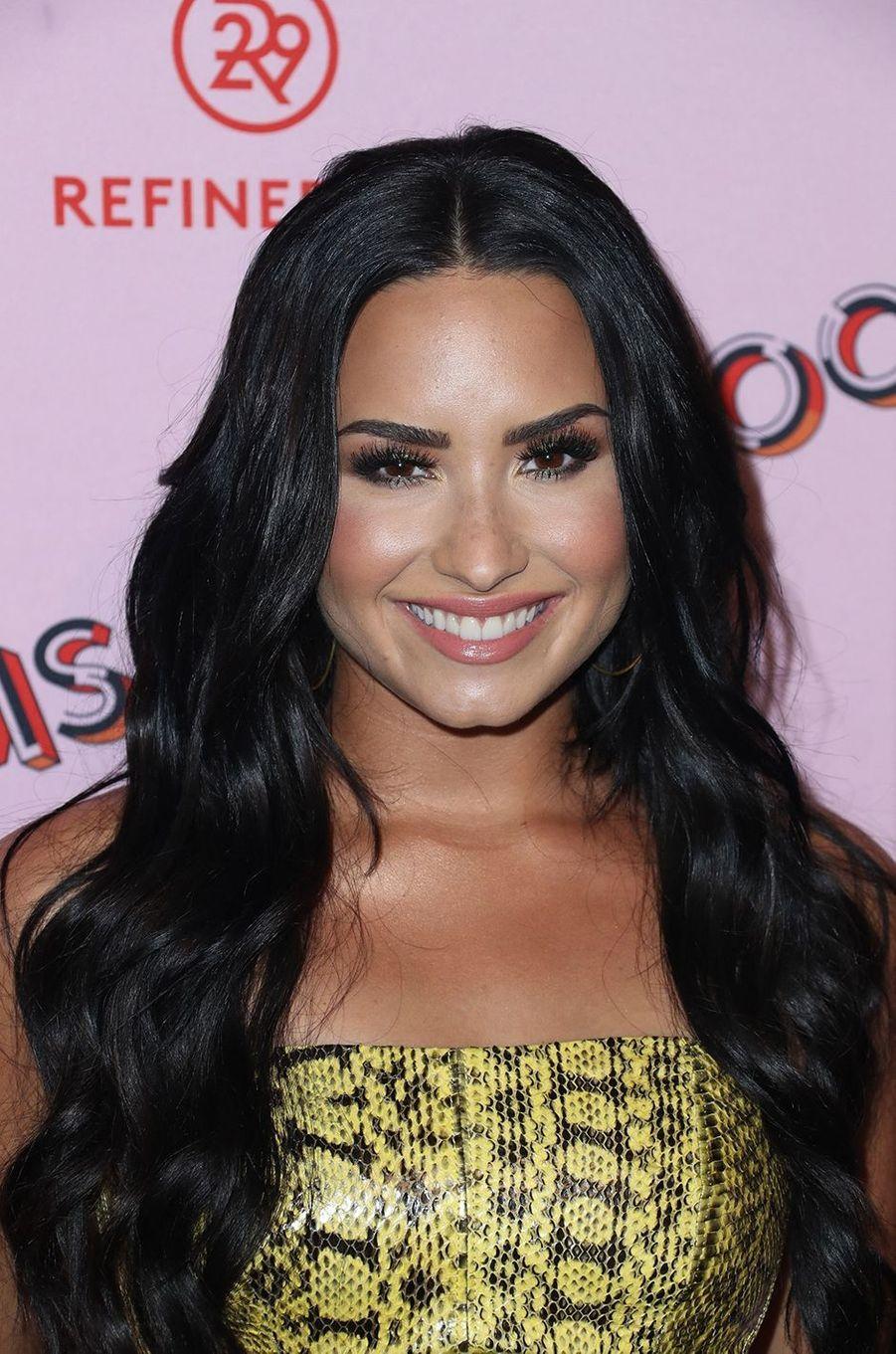 19 - Demi Lovato.Nombre d'abonnés (en date d'octobre 2020) : 93.2 millions. Ce qu'elle gagne pour une publication sponsorisée : 455.000 dollars.