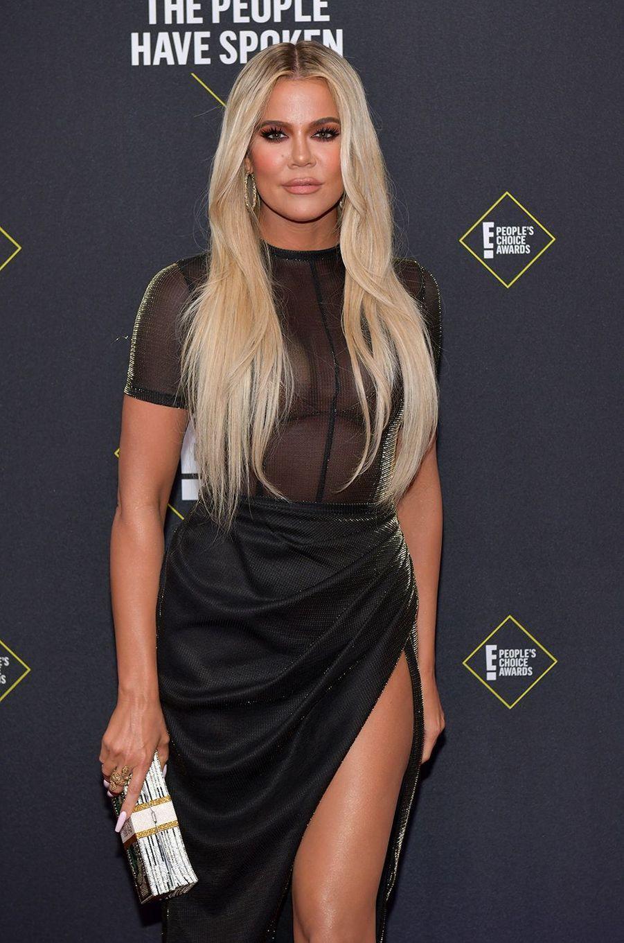 15 - Khloé Kardashian.Nombre d'abonnés (en date d'octobre 2020) : 122 millions. Ce qu'elle gagne pour une publication sponsorisée : 608.000 dollars.