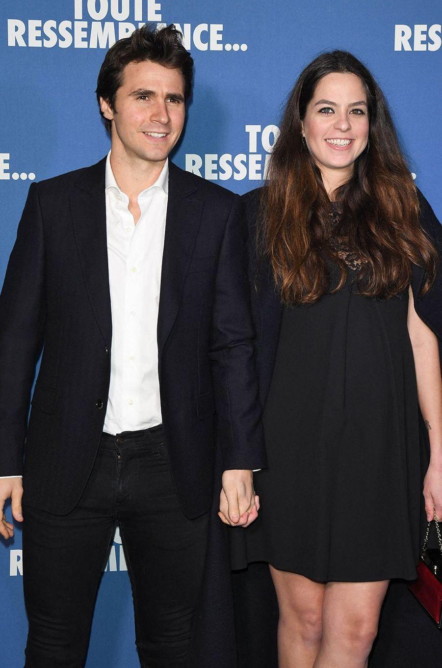 Julien Dereims et Anouchka Delon ont eu leur premier enfant, un petit garçon, en février 2020.