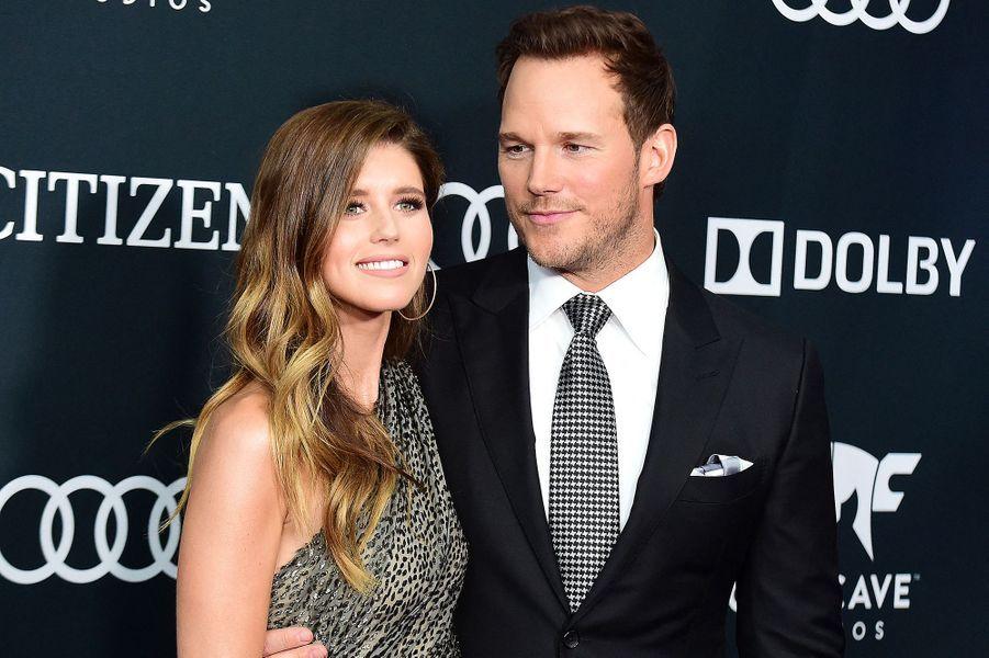 Katherine Schwarzenegger et Chris Pratt ont eu une petite Lyla Maria en août 2020.