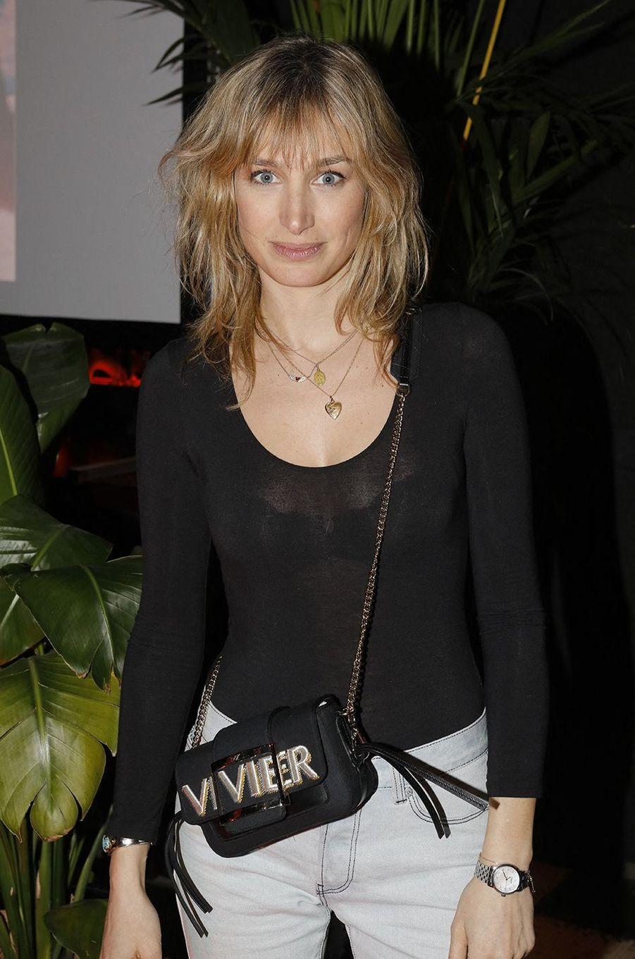 Pauline Lefèvre a donné naissance en octobre 2020 à des jumeaux avec son mari Julien Ansault.