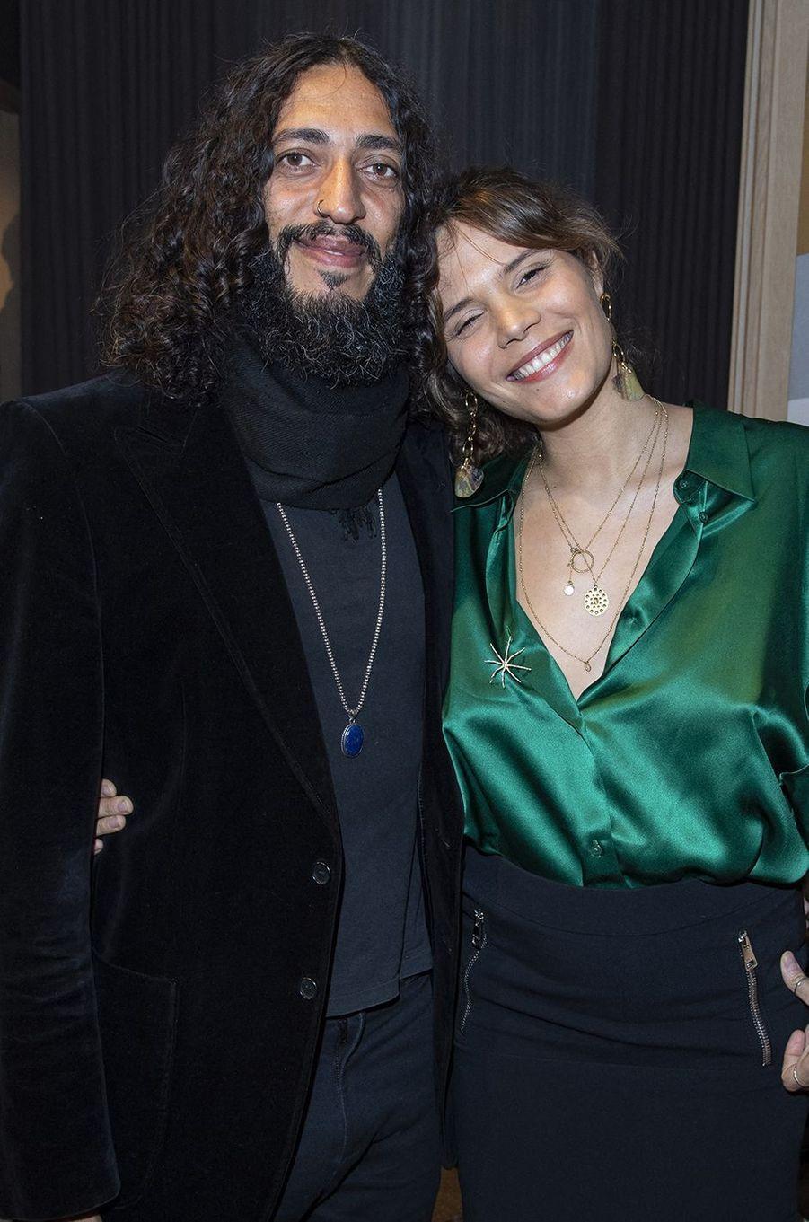 Vanille Clerc avait révélé en avril 2020 à Paris Match qu'elle et son compagnonRobinho Tavares avaient eu leur premier enfant.