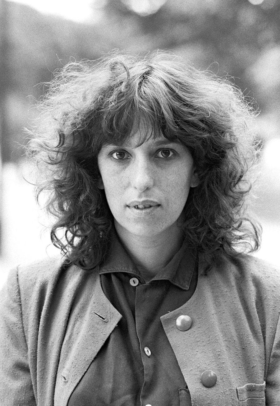 Anémone en 1982