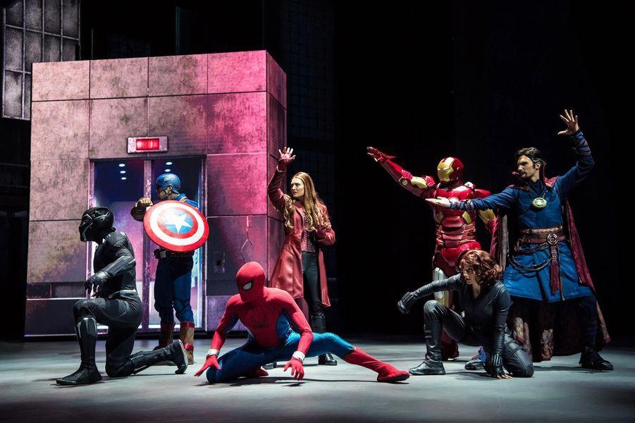 La saison des Super Héros Marvel a démarré à Disneyland Paris.