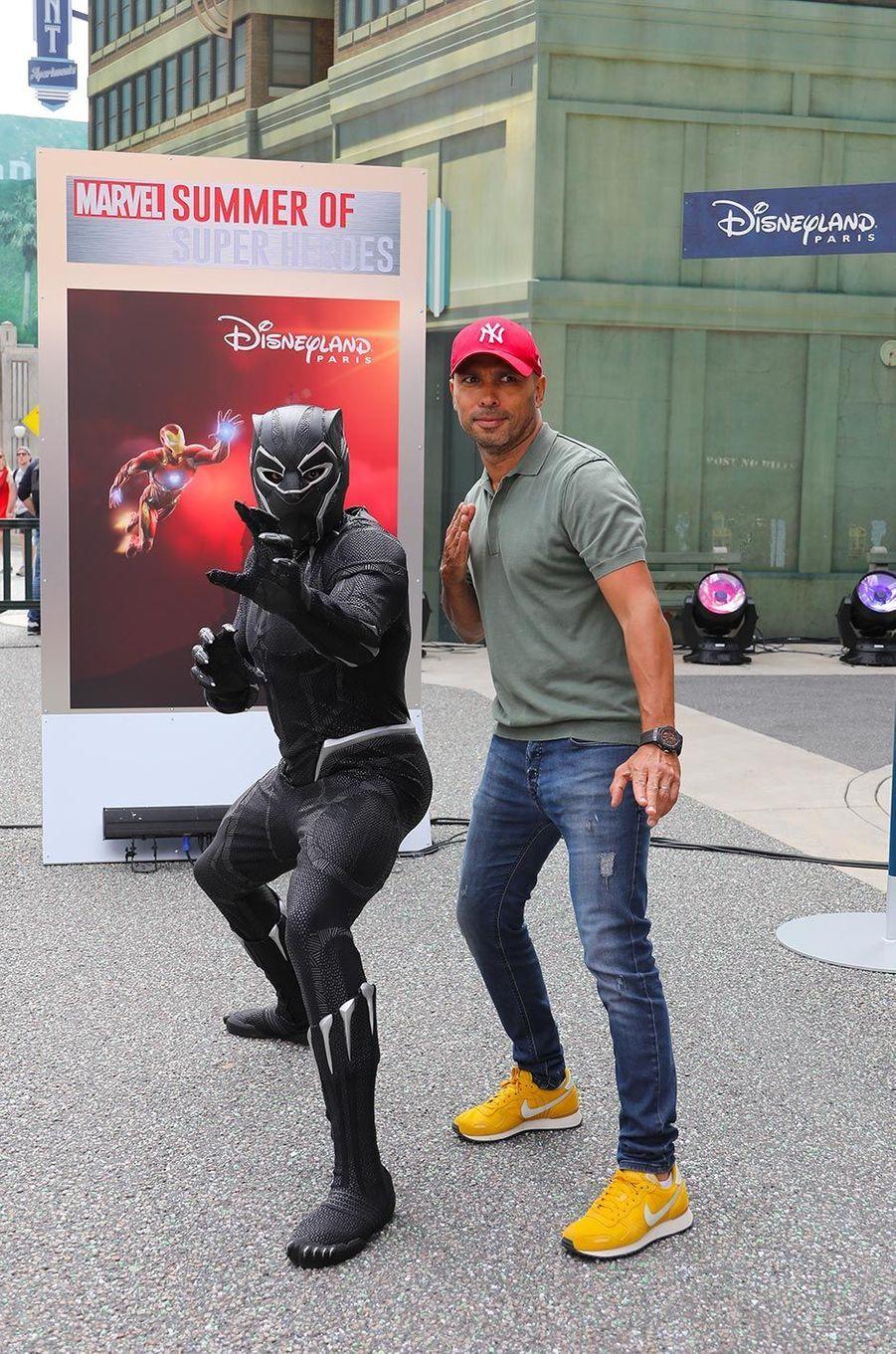 Eric Judorà Disneyland Paris.