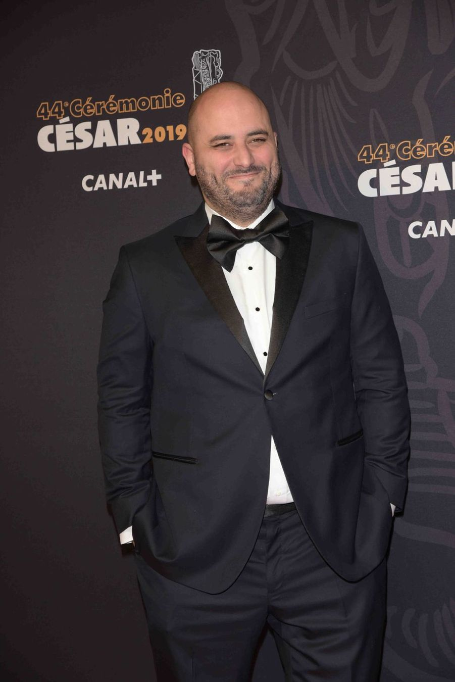 Jérôme Commandeurà la 44e cérémonie des César à la Salle Pleyel à Paris le 22 février 2019