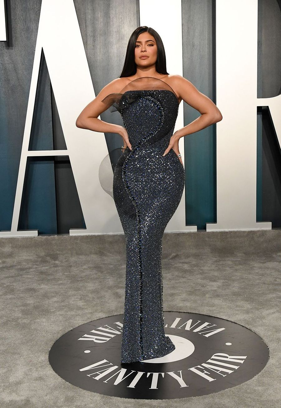Kylie Jenner à l'after-party des Oscars organisée par «Vanity Fair» à Los Angeles le 9 février 2020