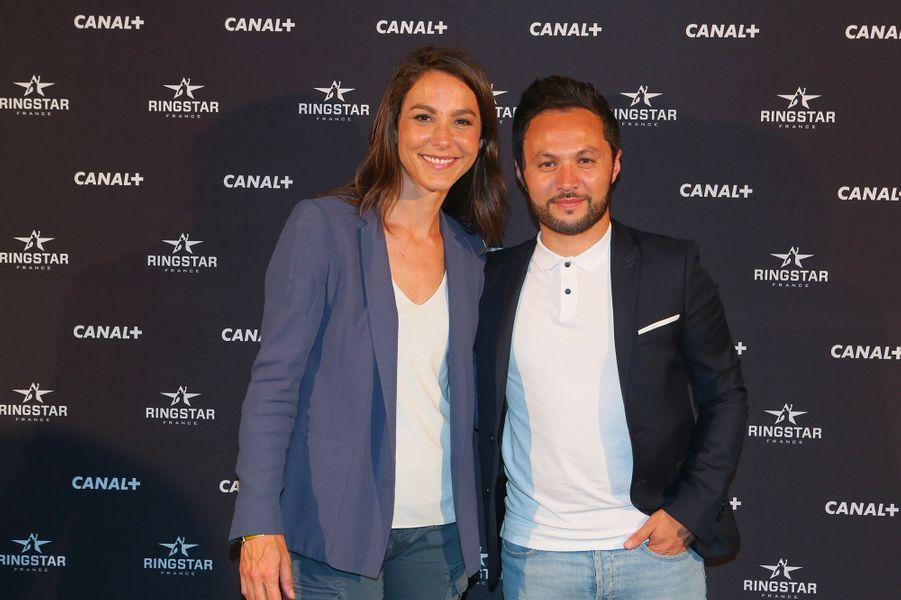 Karim Bennani (à droite).
