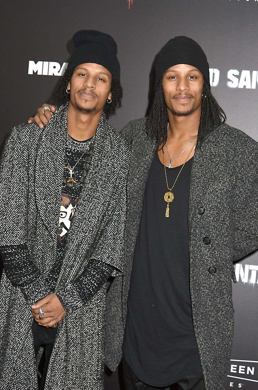 Les Twins, le 15 novembre 2016.