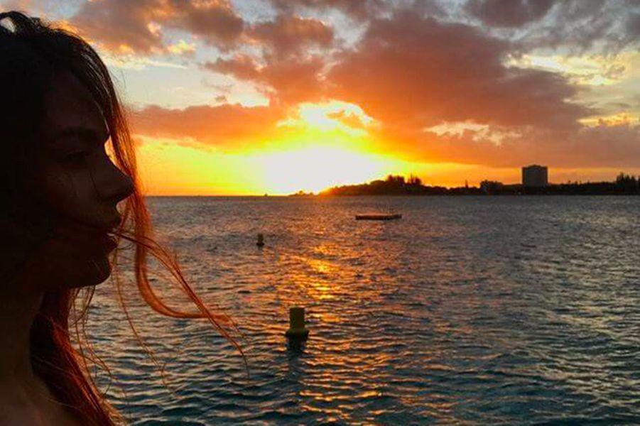 Marine Lorphelin en Nouvelle-Calédonie
