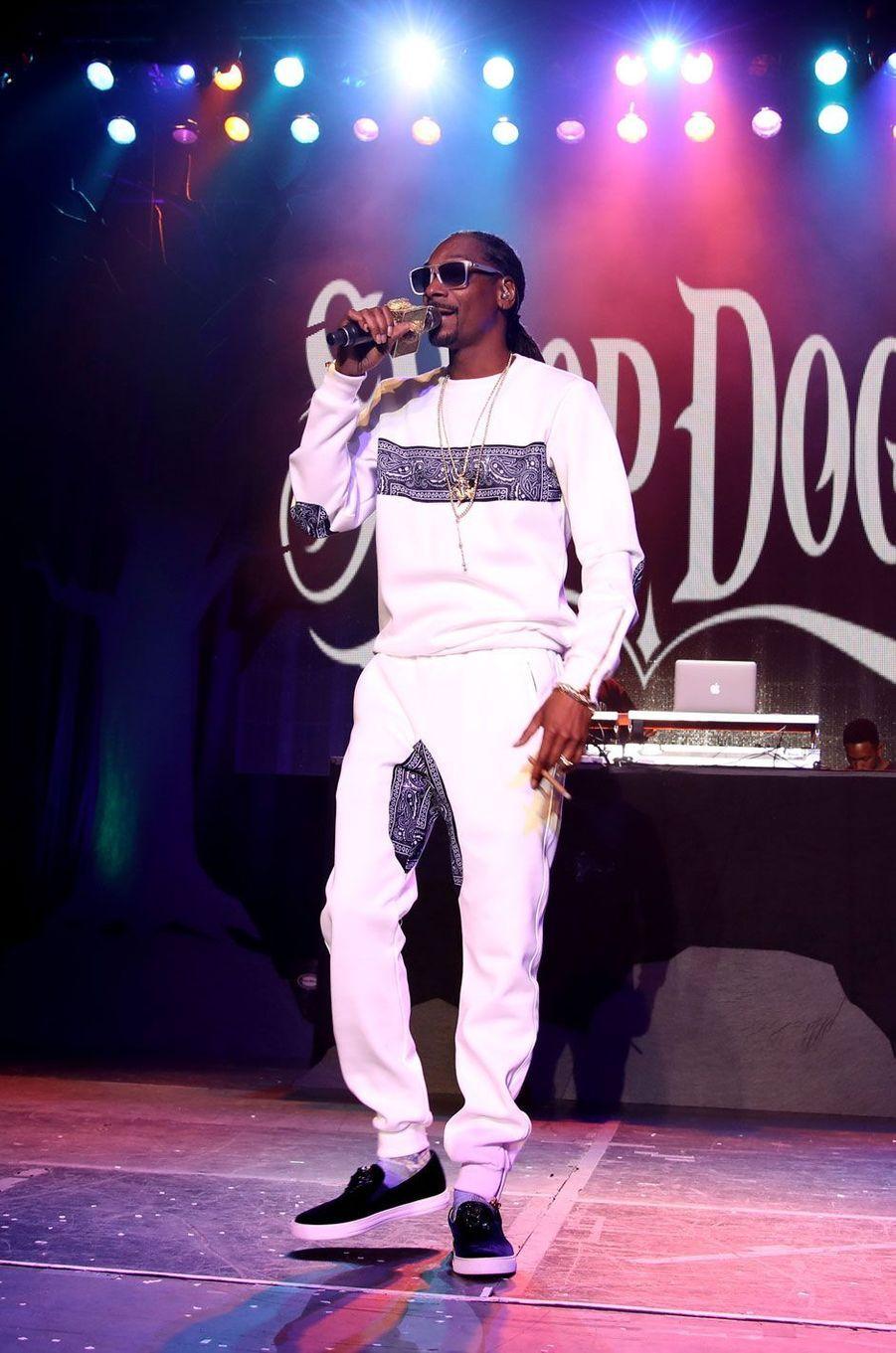 Snoop Dogg s'appelle Calvin Cordozar Broadus Jr