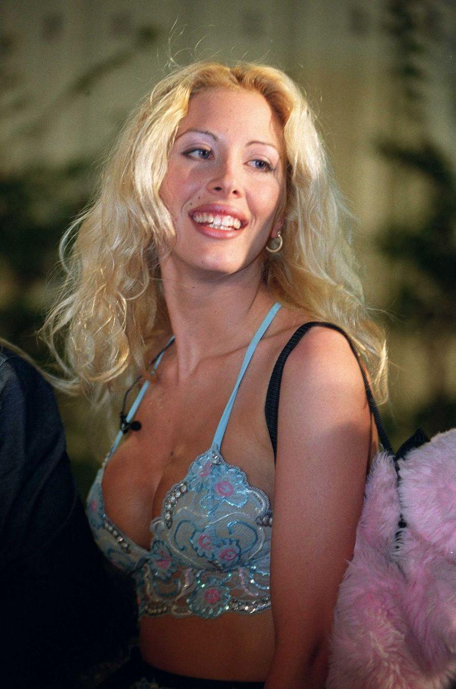 Loana en 2001.