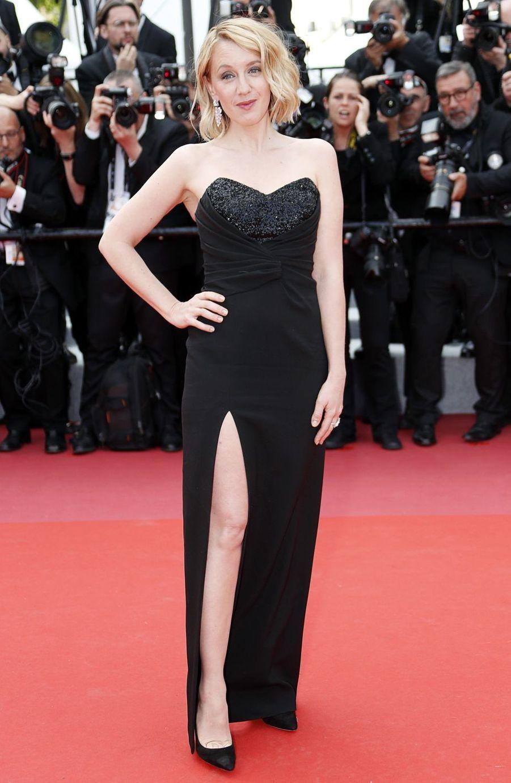 Ludivine Sagnier au festival de Cannes en 2019.