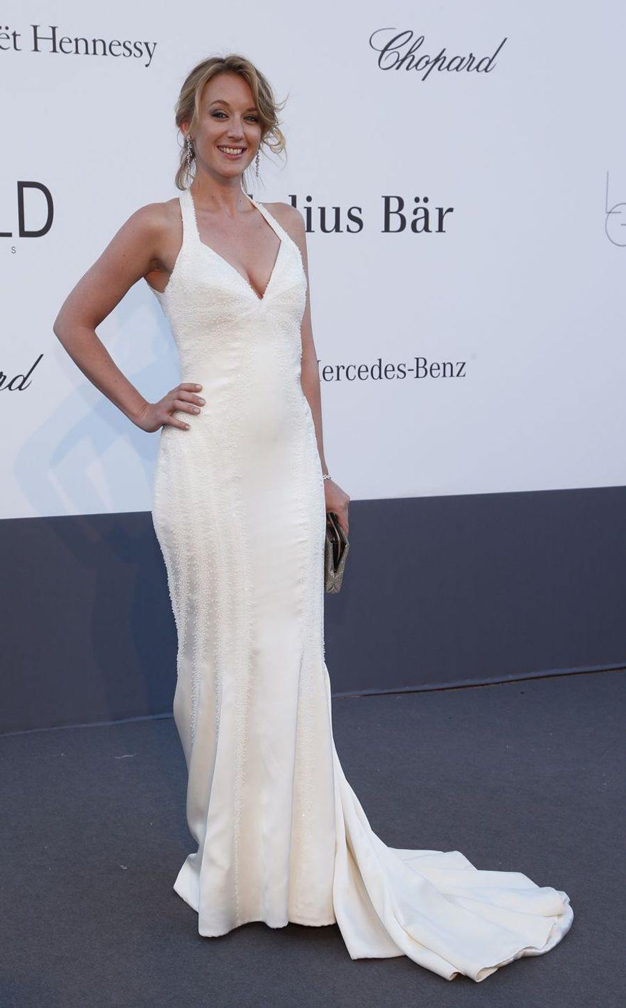 Ludivine Sagnier au festival de Cannes en 2013.