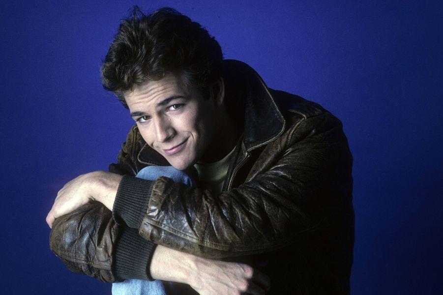 Luke Perry en 1987