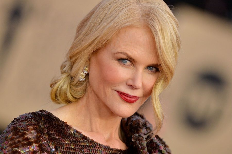 Nicole Kidman aux SAG Awards