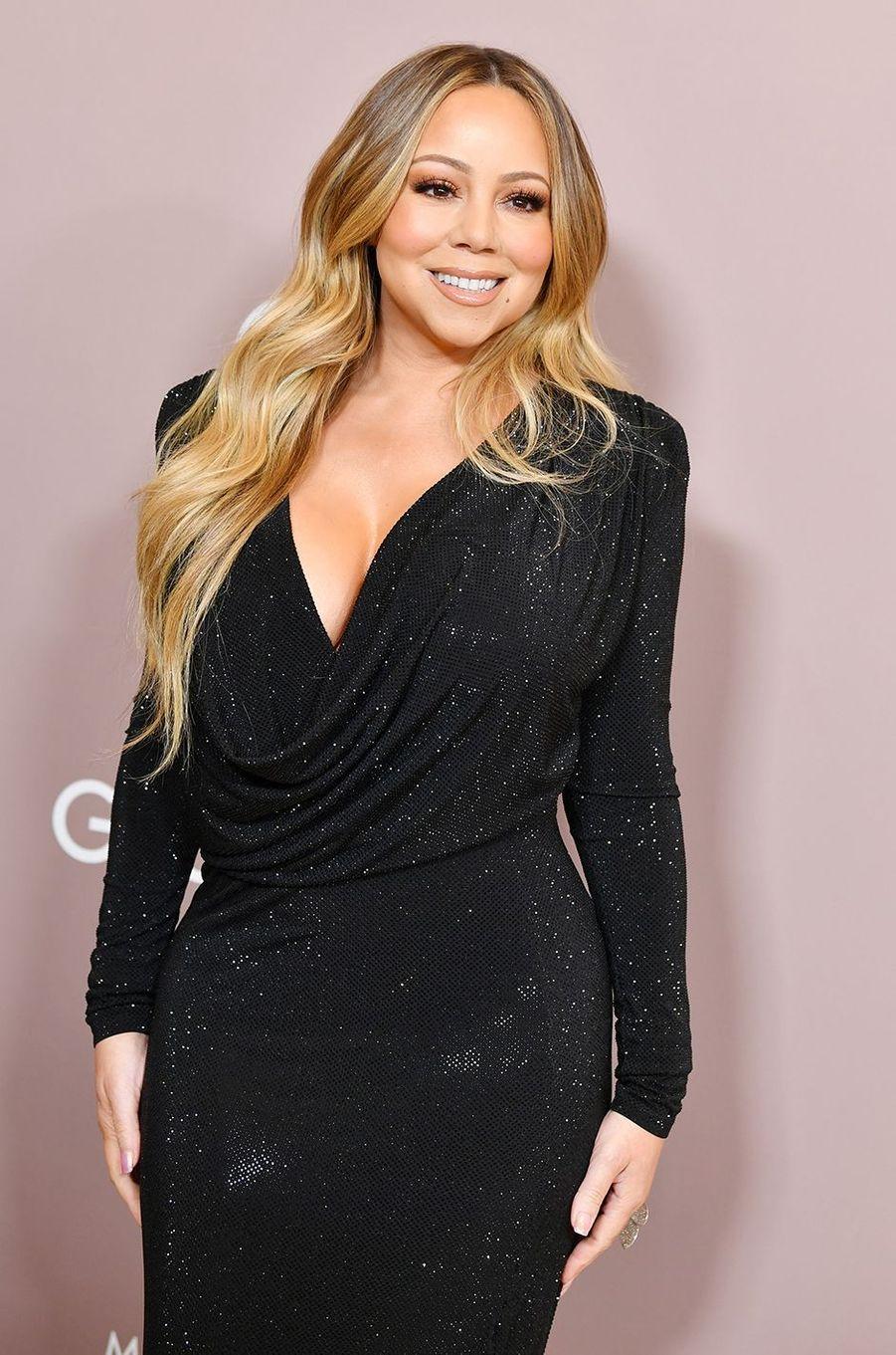 Mariah Carey à la soirée «Variety Power of Women» à Los Angeles le 11 octobre 2019