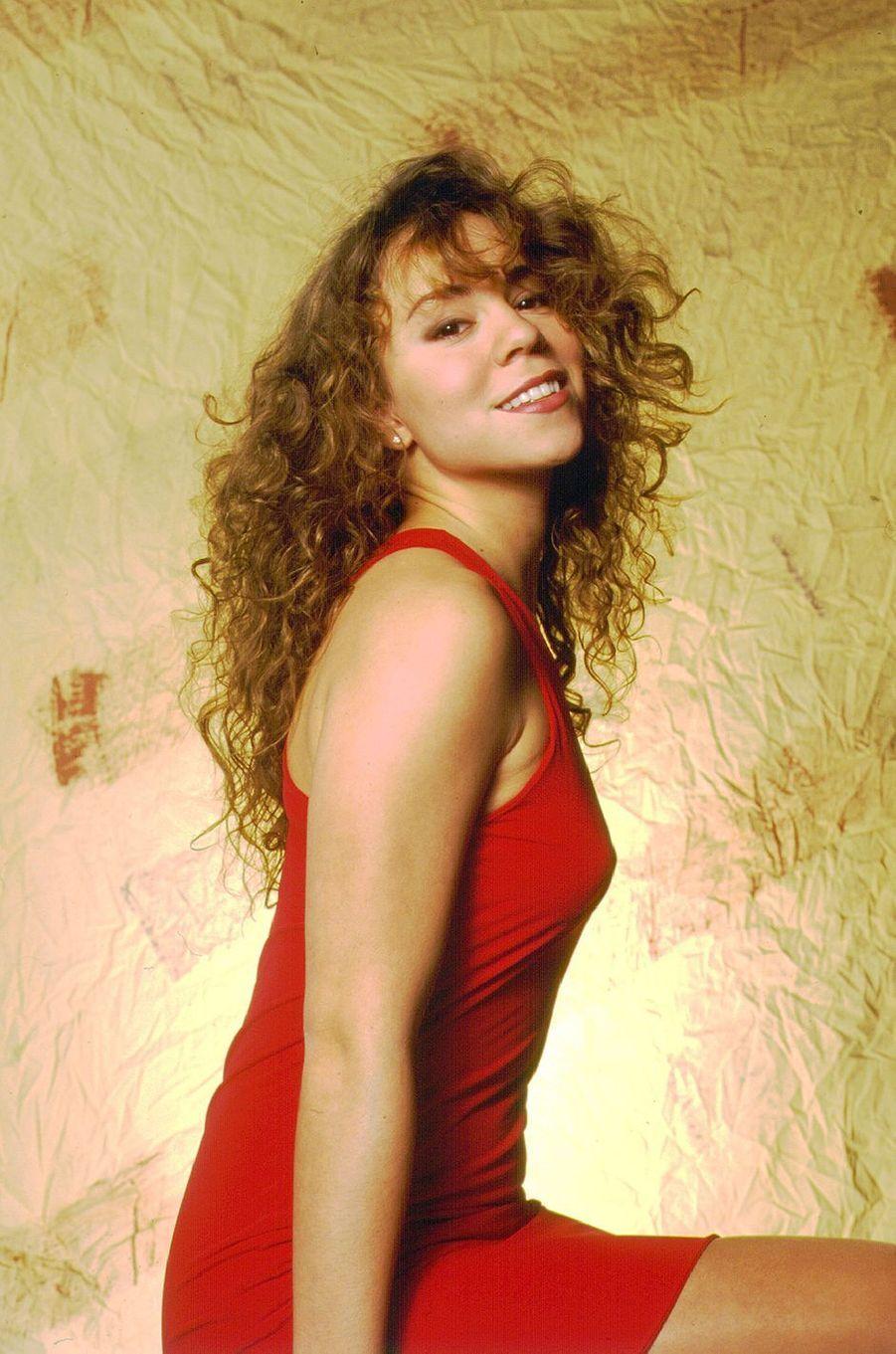 Mariah Carey en 1992