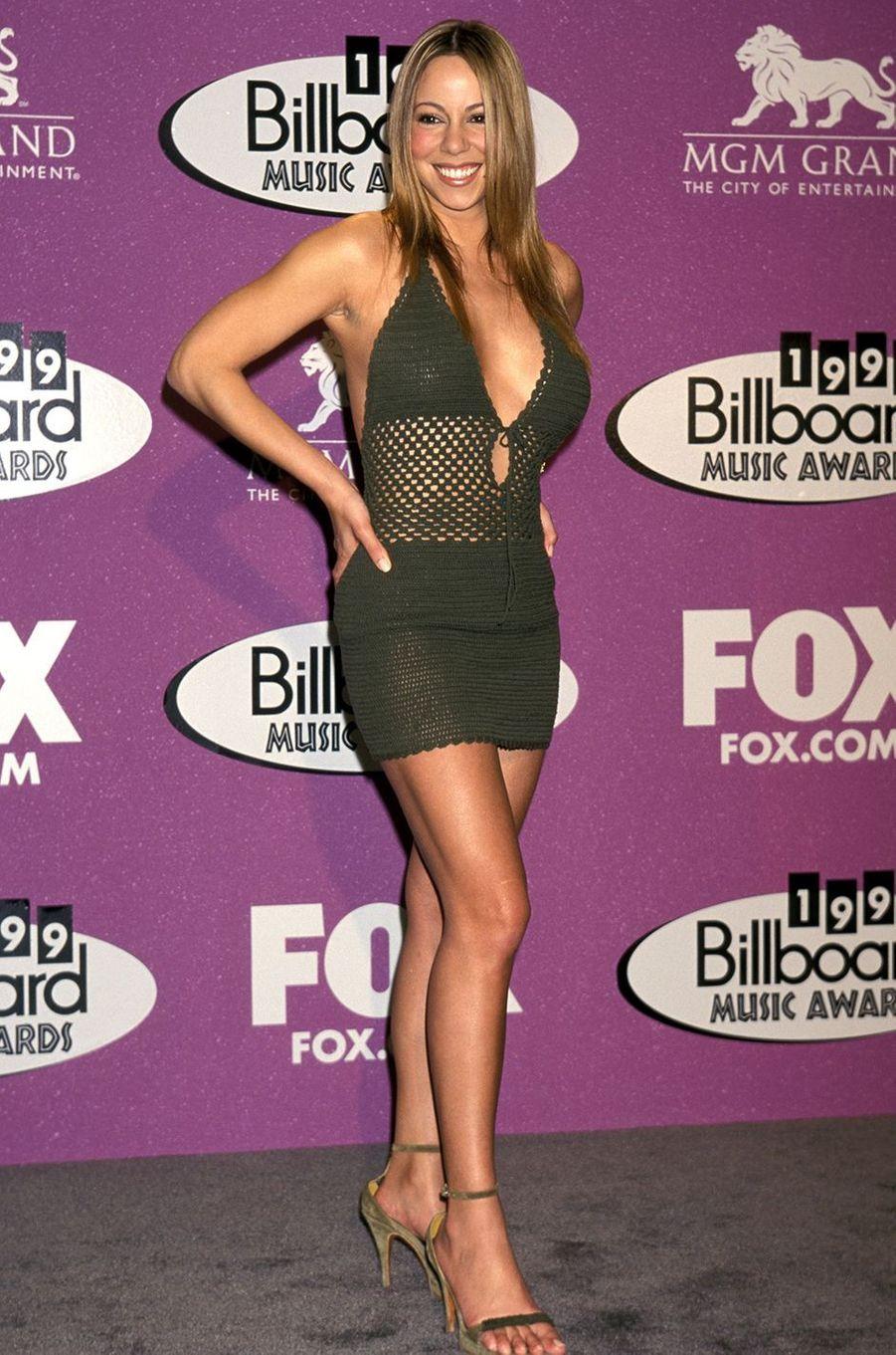 Mariah Carey auxBillboard Music Awards en 1999