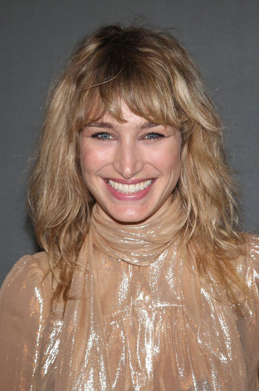 Pauline Lefèvre en 2016.